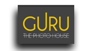 Guru Photo House logo